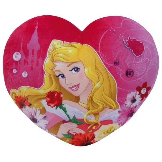 Disney Doornroosje hartvormige kussens