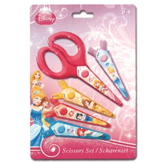 Disney Princess kinderscharen set
