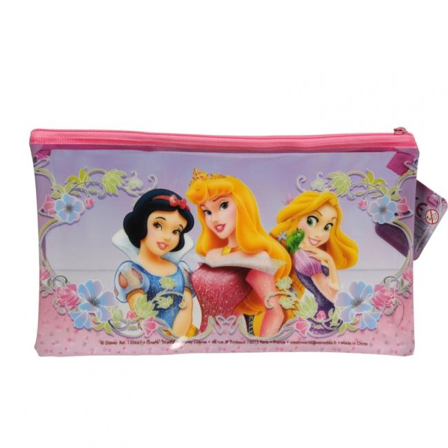 Disney prinsessen 25 cm etui