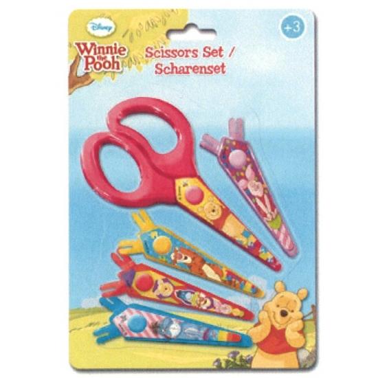 Disney Winnie de Poeh kinderscharen set