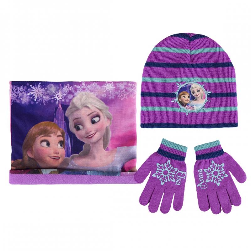 Frozen Winter setje voor kids