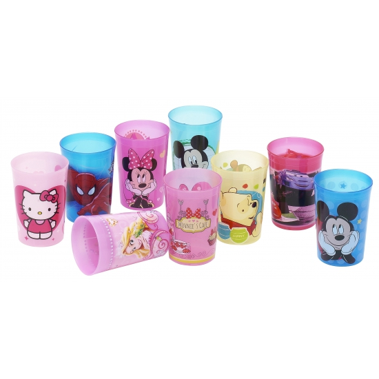 Hello Kitty beker van plastic