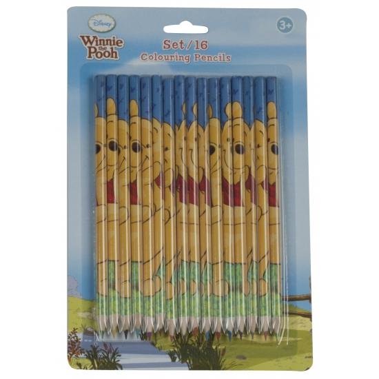 Kado voor jongens Winnie de Pooh potloden