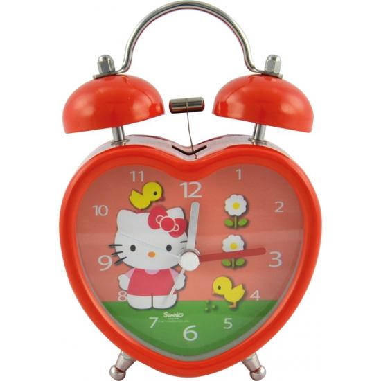 Kinder wekkers Hello Kitty