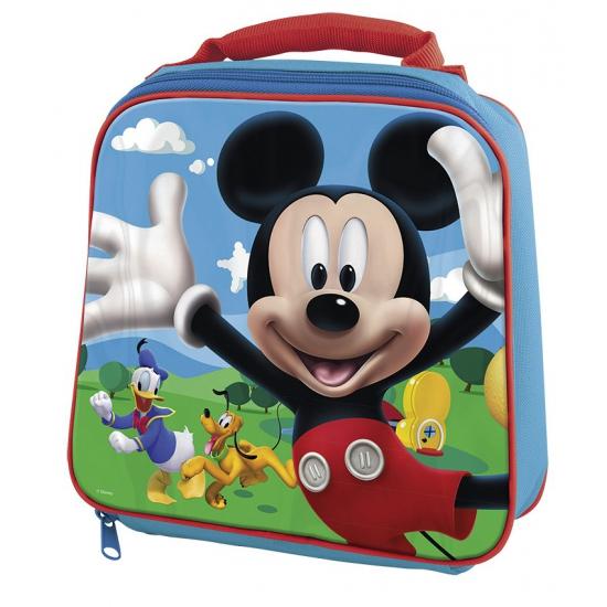 Schooltasje van Mickey Mouse