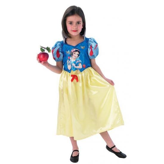 Sneeuwwitje outfit voor meiden