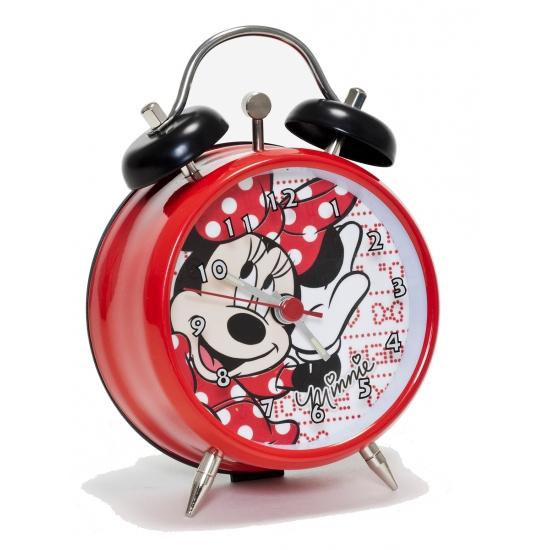Wekker met Minnie Mouse afbeelding