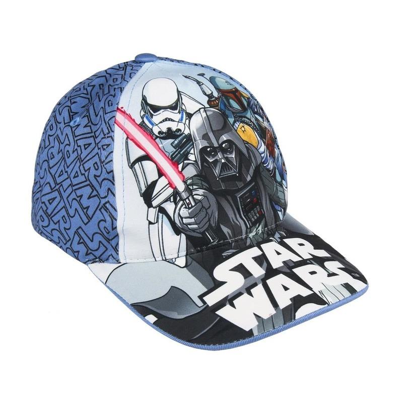 Blauwe Disney Star Wars petje voor jongens