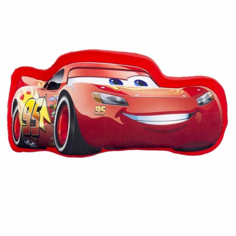 Cars kussentje 46 x 21 cm