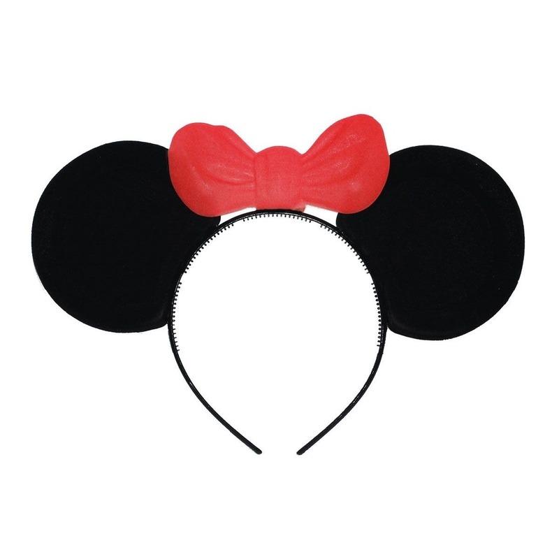 Diadeem Minnie met strik