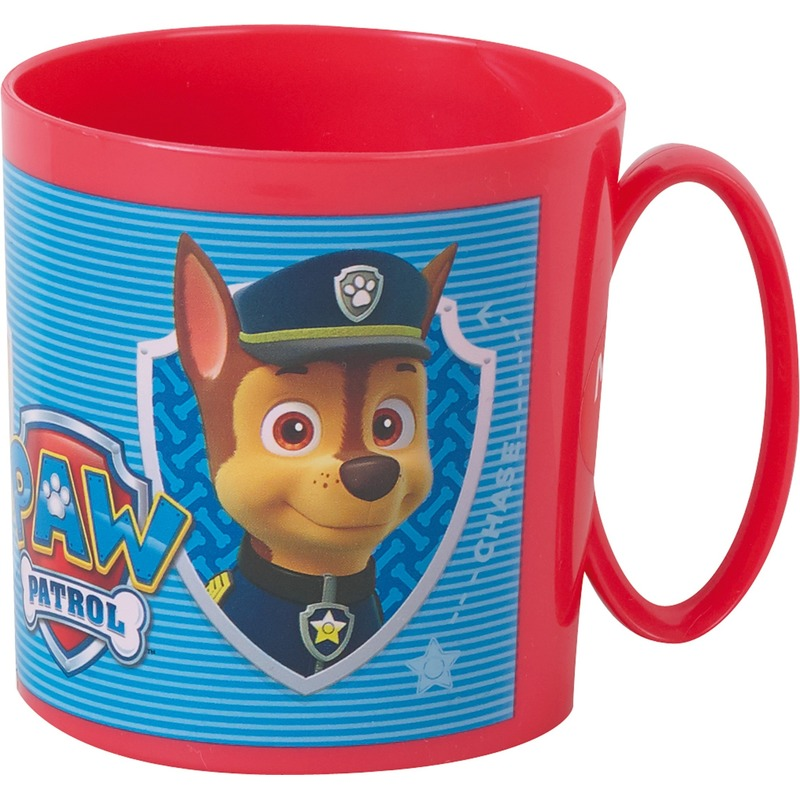 Disney kinderbeker Paw Patrol rood