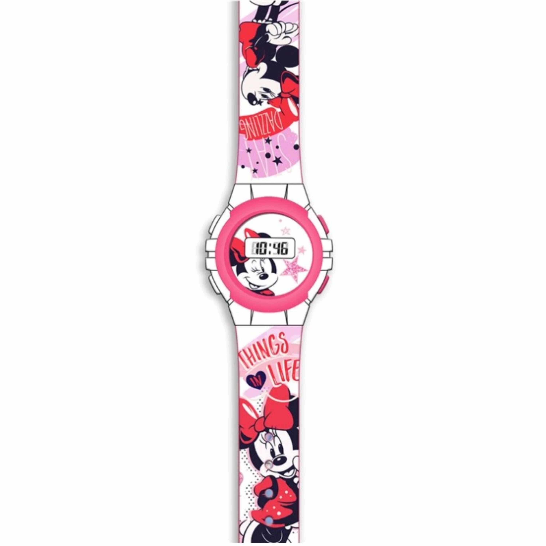 Disney Minnie Mouse Dazzling things in life digitaal horloge voor meisjes