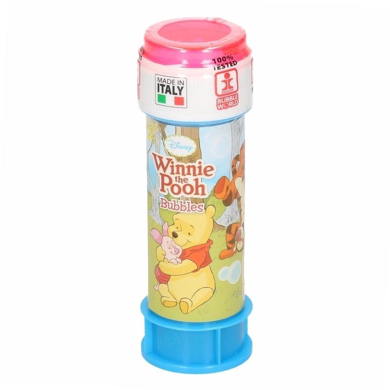 Flesje bellenblaas Winnie de Pooh 1 stuk