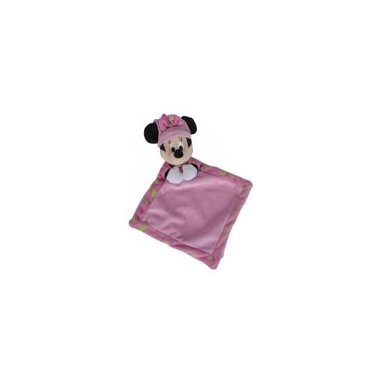 Minnie Mouse Disney knuffeldoekje roze