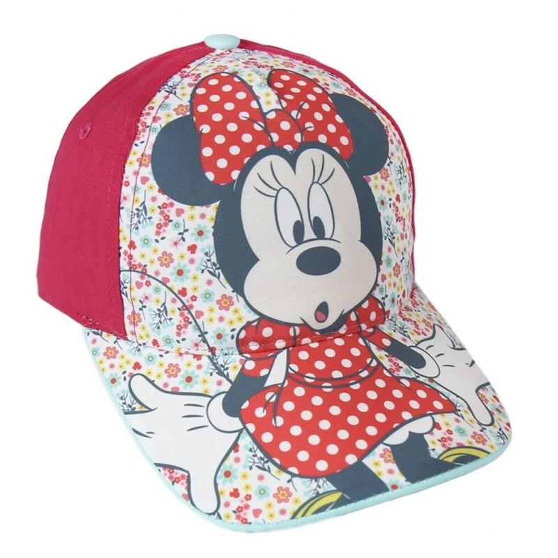 Minnie Mouse petje rood