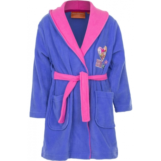 Paw Patrol badjas paars voor meisjes