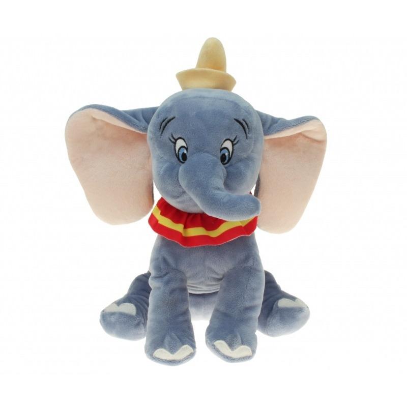 Pluche Disney Dombo knuffel 30 cm speelgoed