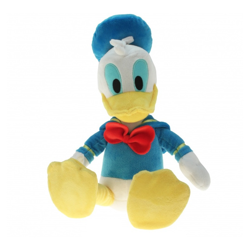 Pluche Disney Donald Duck knuffel 30 cm speelgoed