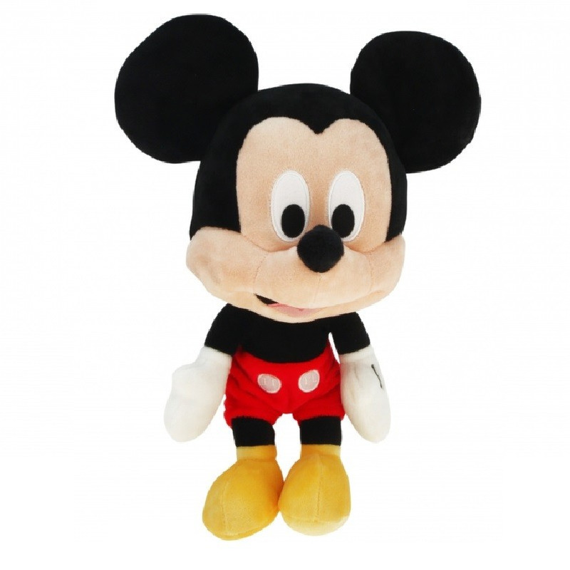 Pluche Disney Mickey Mouse knuffel 50 cm speelgoed