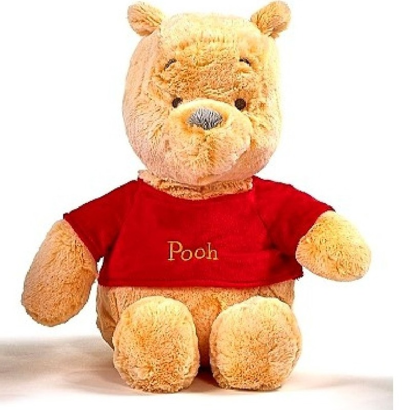 Pluche Disney Winnie de poeh knuffel 30 cm speelgoed