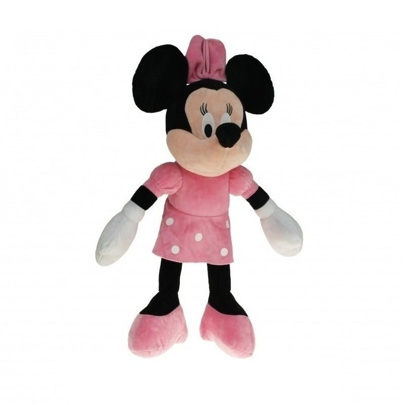 Pluche Minnie Mouse knuffel 50 cm