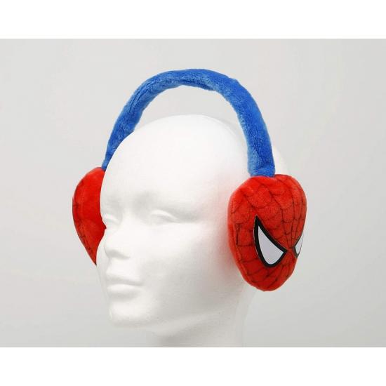 Warme oorwarmers Spiderman