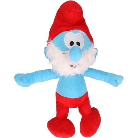 Speelgoed Brom smurf poppetje 5 cm   Goedkoop speelgoed bij